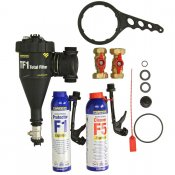 Fernox Magnetitfilter, Fernox TF1 Installer's Pack 22mm