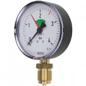 Pressure gauge Afriso 1/2 for heating system